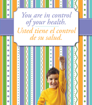 Diabetes Reminder Card
